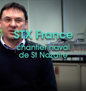 Customer testimonial - STX France